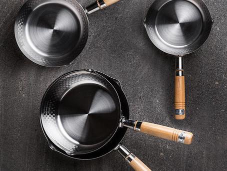 雪平鍋—日本歷史悠久的煮食鍋