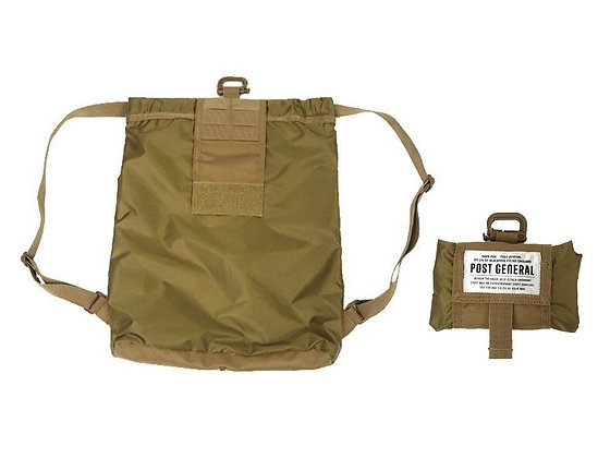 日本 POST GENERAL 輕便背包 (可折叠收納)