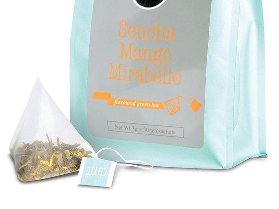 JWP 優質天然茶品三角茶包系列