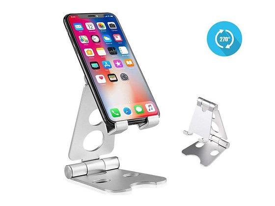 雙折疊鋁合金手機支架
