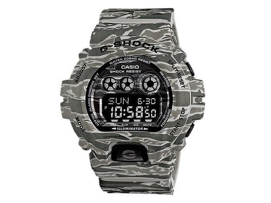 CASIO 偽裝系列男士腕錶