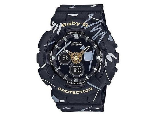 CASIO Baby-G 系列男士腕錶