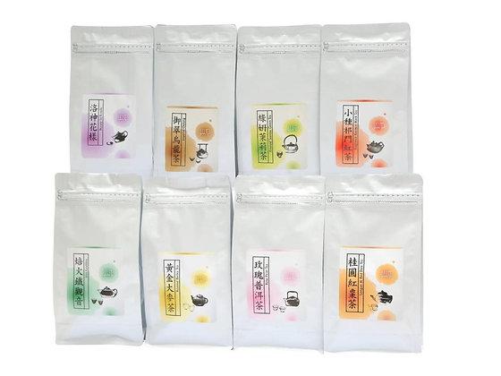 JWP 鮮萃冷泡茶 / 花茶 / 果茶三角茶包系列
