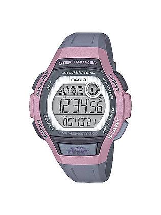 Casio 女裝計步器腕錶