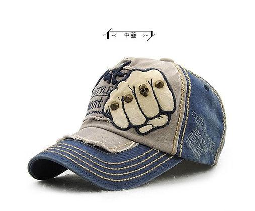 拳頭 Cap 帽 / 棒球帽
