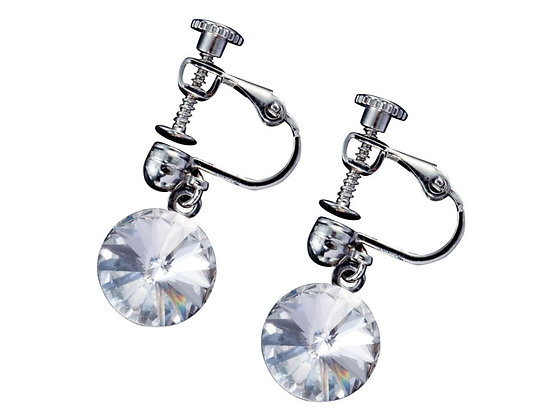 施華洛世奇 Swarovski 捷克製水晶耳環