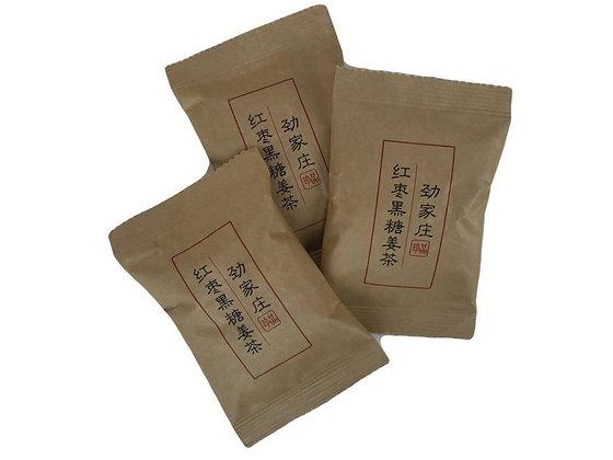 紅棗黑糖姜茶 (10包裝)