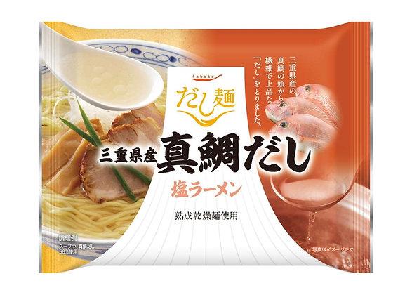 tabete三重鯛魚高湯鹽拉麵 (4包)