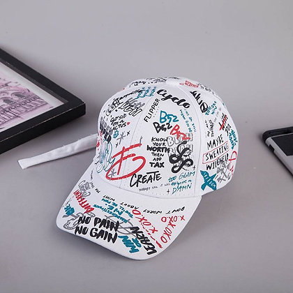 塗鴉 Cap 帽 / 棒球帽