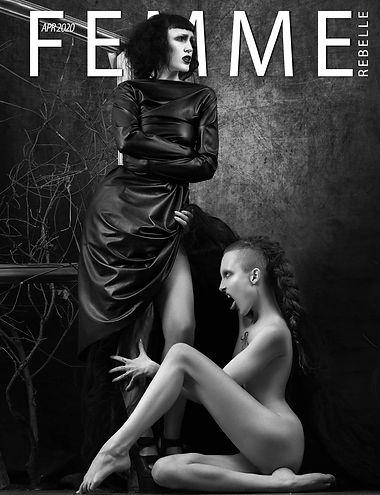Femme Rebelle April BOOK 2 - Rob Chamber