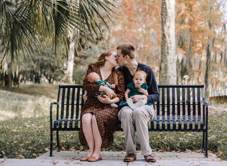The Guernsey Family | Fall 2018