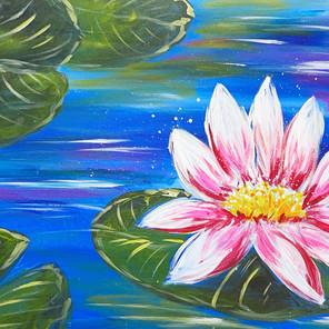 Wonderful Water Lillies