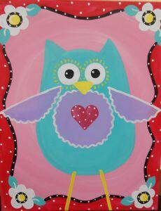 Playfull Owl