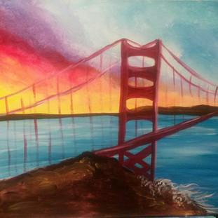 Golden Gate in Color