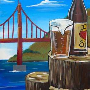 Cheers to the Bay