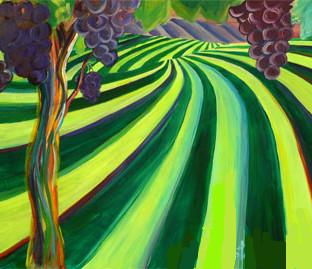 Grape Fields