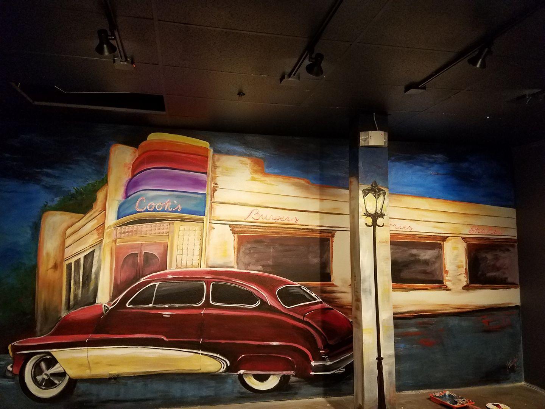 Mural for Modesto