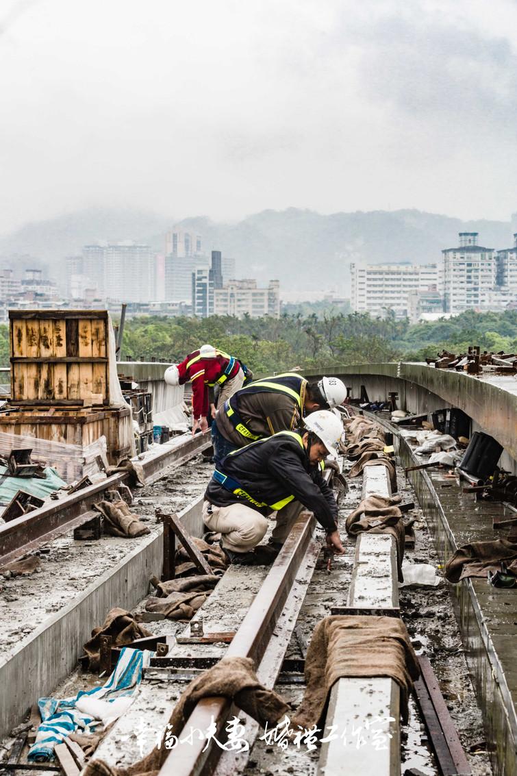[商業活動] 新北市捷運環狀線廣告 商業週刊|新北市政府|平面攝影@台北Taipei