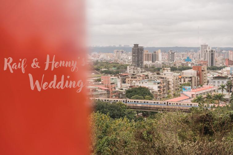 [婚禮搶先看] Raif & Henny 婚禮攝影|婚禮紀錄|平面攝影|新娘造型 @台北圓山大飯店