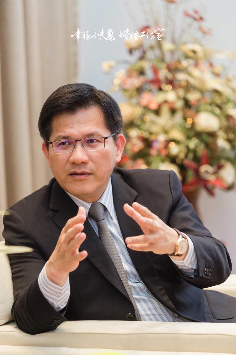 [商業活動] 銀行家雜誌專訪台中市長林佳龍 銀行家雜誌|台中市政府|平面攝影@台中Taichung