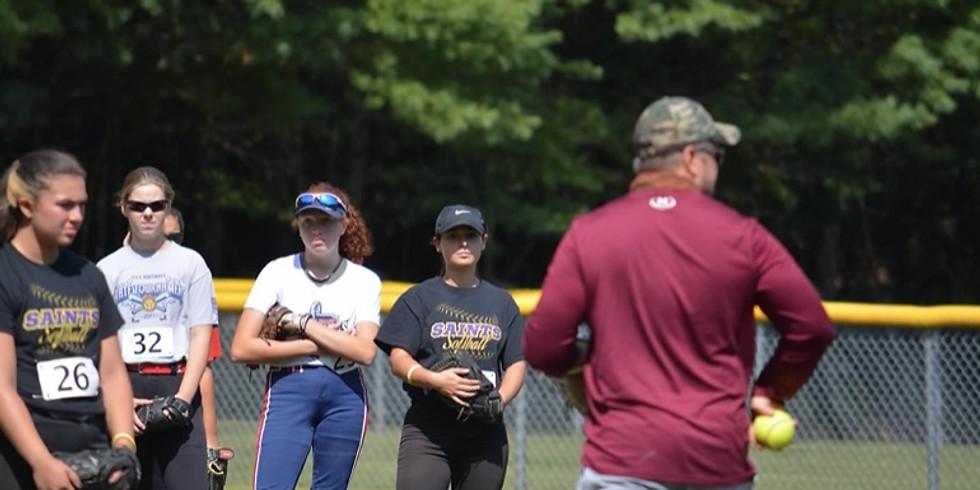 Backstop & RIC Softball Skills Clinic