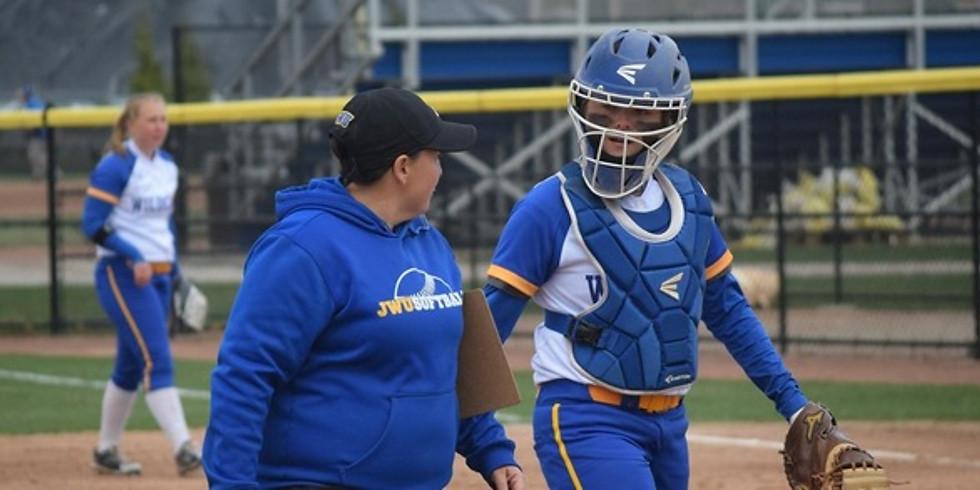 Backstop & JWU Softball Skills Clinic