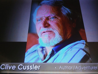 Remembering Clive Cussler