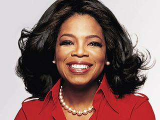 Oprah's Hypothetical Running Mate