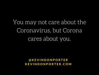 Caring Ain't Sharing.