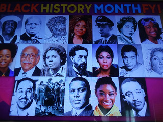 Black History Month in Review