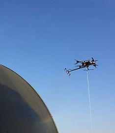 drone nettoyeur