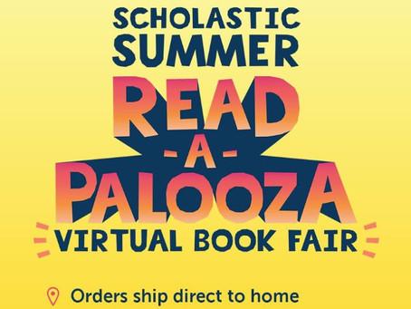 Read-a-Palooza Until September 4