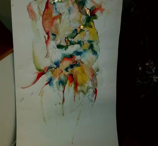 5_cat-6_oil on paper_36inx14ft.jpg