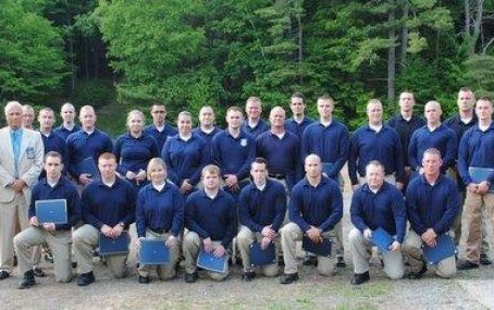 Franklin County Reserve Intermittent Academy Graduates 27