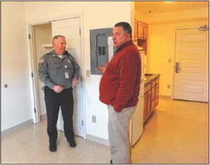 Former Inmates to Live in Winslow