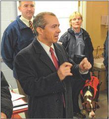 FCSO Opens Regional Dog Shelter