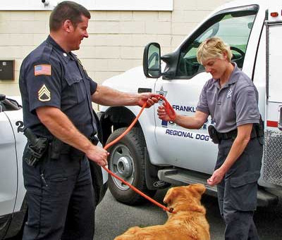 FCSO Regional Dog Control and Adoption Center Featured in American Cop Magazine