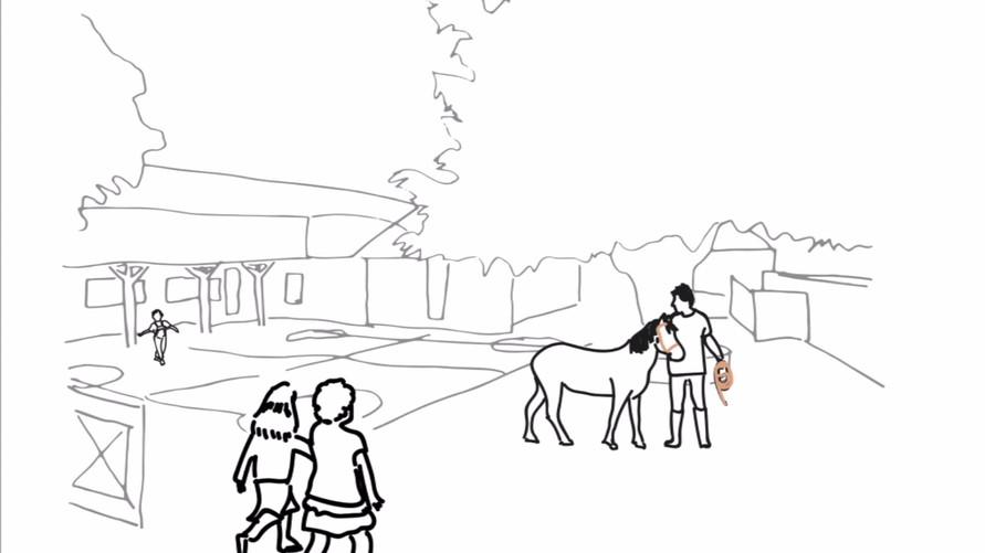 Vidéo présentation des bénévoles de l'équi-libre