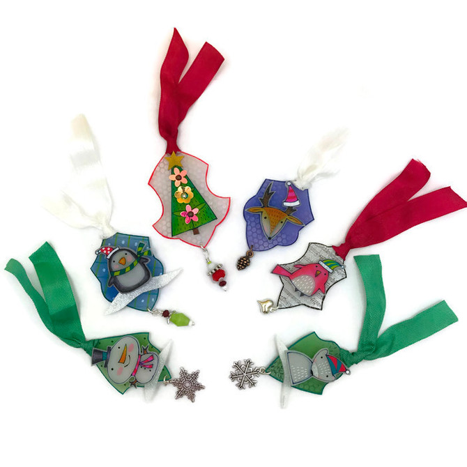 Holiday Charms online class