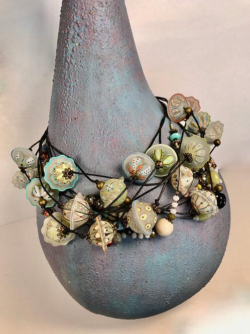 shrink plastic beads