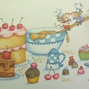 julie haymaker's illustration