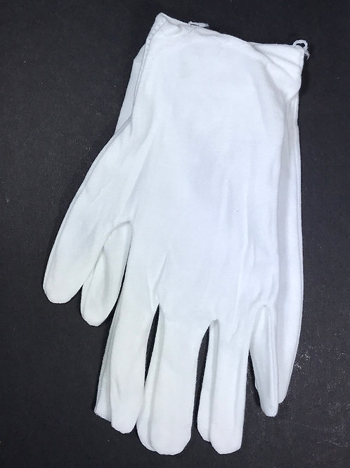 Heat protection gloves for Shrinkets hand forming