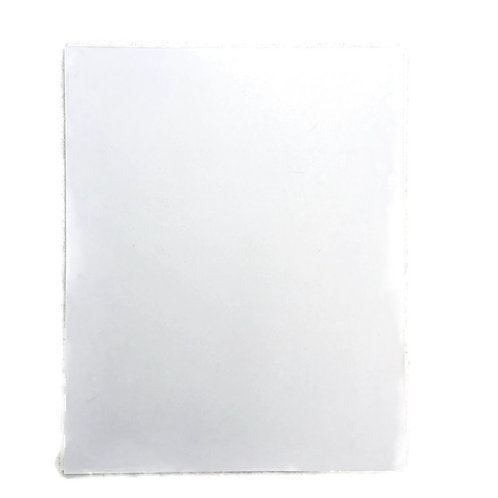 3 sheets 8 x 10 clear shiny shrink plastic  julie haymaker