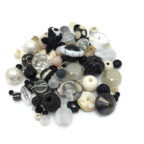 white bead  black bead clear beads ivory bead 12 mm bead glass beads pearl bead ceramic beads bone beads  eclectroplate bead