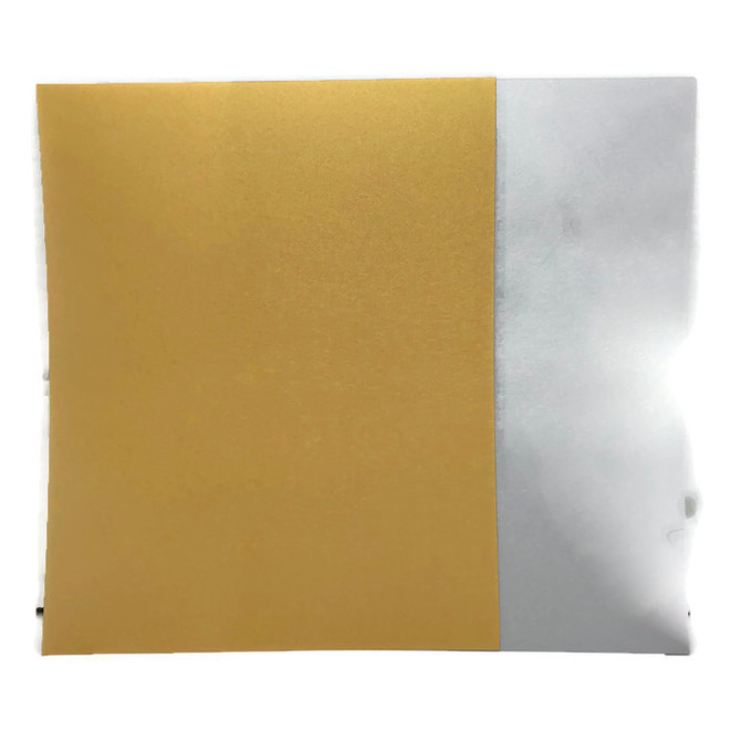 NEW Shrinkets Gold and silver shrink plastic