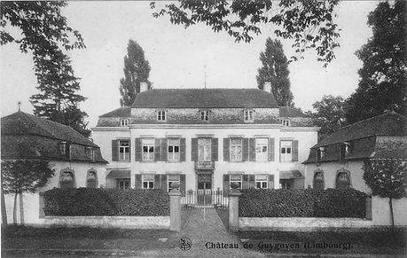 Kasteel de Donnea 1929.jpg