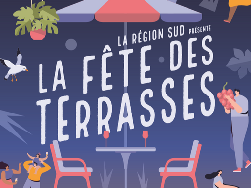LB EVENEMENTS ORGANISE LA FÊTE DES TERRASSES