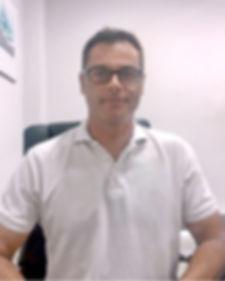 Podólogo Iván Sánchez Ramos