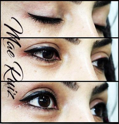 Micropigmentación eye liner Las Palmas, Mae Ruíz, Micropigmentación Las Palmas