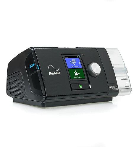 CPAP AirSense S10 com Umidificador Integrado Resmed